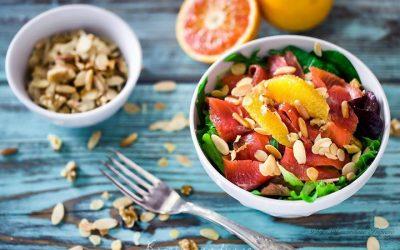 Quali alimenti non dovrebbero mancare in inverno a tavola?