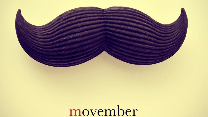 Movember: mese di prevenzione maschile